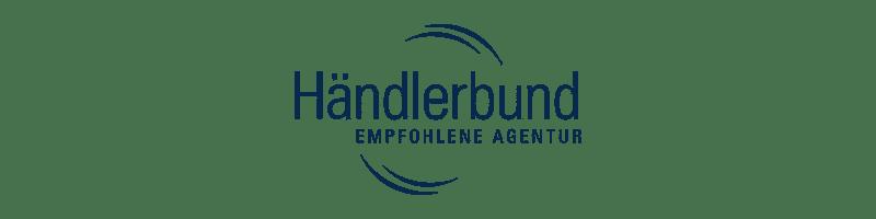 Haendlerbund Logo Banner - Empfohlene Agentur
