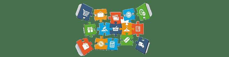 Online Shop Modul Entwicklung und Integration